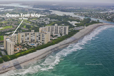 Jupiter Condo For Sale: 100 Ocean Trail Way #206