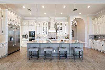 Jupiter Single Family Home For Sale: 8025 SE Old Plantation Circle
