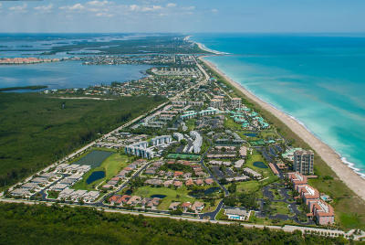 St Lucie County Condo For Sale: 2400 S Ocean Drive #6116