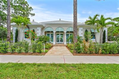 Jupiter Single Family Home For Sale: 2590 Greenway Drive