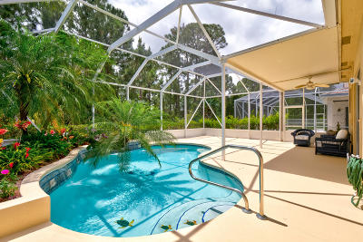 Fort Pierce Single Family Home For Sale: 5801 Sunberry Circle