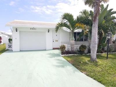 Boynton Beach Single Family Home For Sale: 2001 SW 16th Avenue