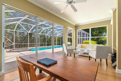St Lucie County Single Family Home For Sale: 507 SW Hampton Court