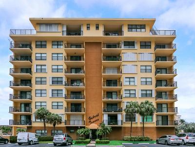 Pompano Beach Condo For Sale: 801 Ocean Boulevard #403