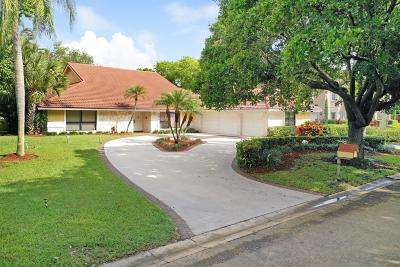 Coral Springs Single Family Home For Sale: 10037 Vestal Place