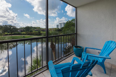 Boca Raton Condo For Sale: 7738 Lakeside Boulevard #346