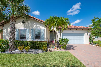 Royal Palm Beach Single Family Home For Sale: 2320 Bellarosa Circle