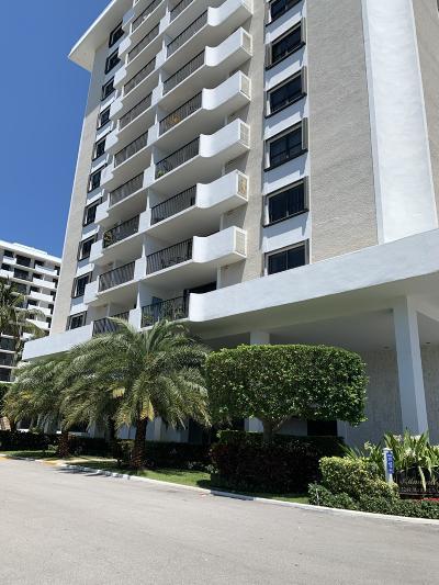 North Palm Beach Condo For Sale: 1200 Marine Way #404b