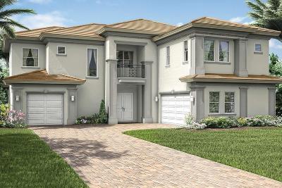 Boca Raton Single Family Home For Sale: 19889 Old Bridgewood Drive