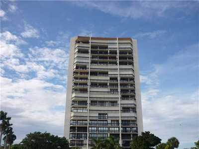 West Palm Beach Rental For Rent: 2425 Presidential Way #1703