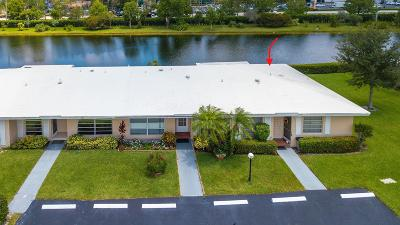 Boca Raton Single Family Home Contingent: 8853 Bella Vista Drive