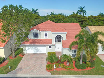 Boca Raton Single Family Home For Sale: 17306 Ventana Drive