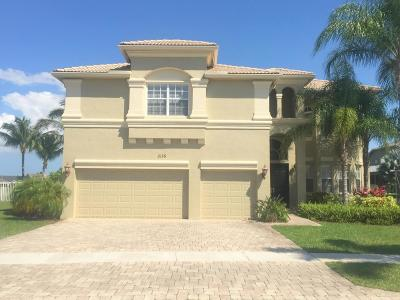 Royal Palm Beach Single Family Home For Sale: 2176 Bellcrest Circle