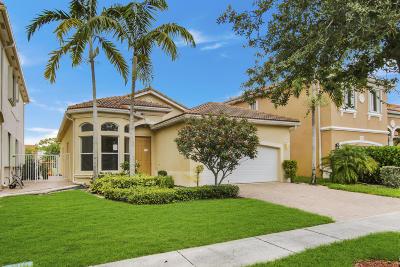 West Palm Beach Single Family Home For Sale: 607 Gazetta Way