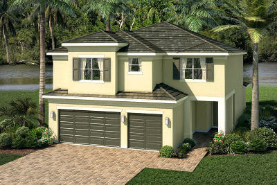 Delray Beach Single Family Home For Sale: 15423 Blue River Road