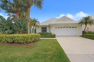 Palm Beach Gardens Single Family Home For Sale: 31 Windsor Lane