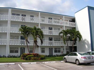 Boca Raton Condo For Sale: 1047 Exeter C #1047