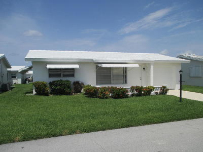 Boynton Beach, Gulf Stream Single Family Home For Sale: 119 Ocean Court