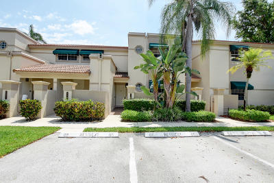 Boca Raton Condo For Sale: 6494 Via Regina #5