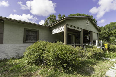 Fort Pierce Single Family Home For Sale: 1998 Copenhaver Road