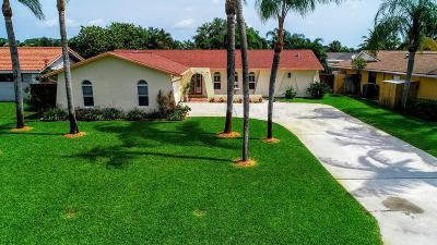 Palm Beach Gardens Single Family Home For Sale: 4359 Hawthorn Avenue