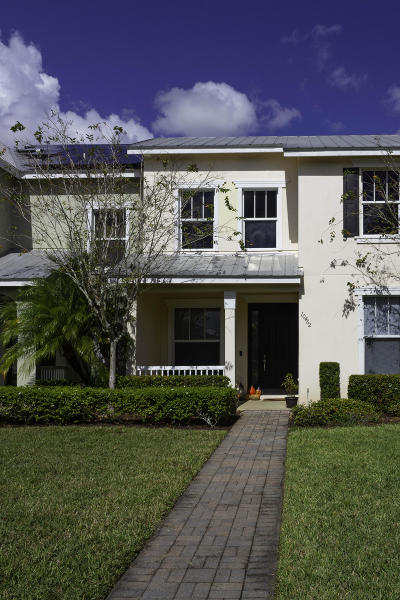Tradition Townhouse For Sale: 10462 SW Ashlyn Way
