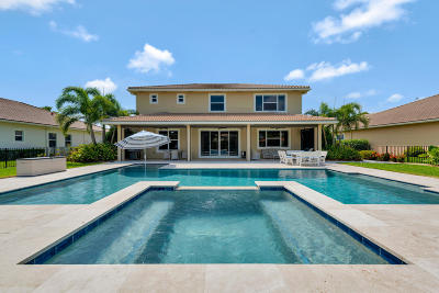 Jupiter Single Family Home For Sale: 149 Casa Circle