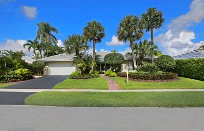 Boca Raton Single Family Home For Sale: 921 Hickory Terrace