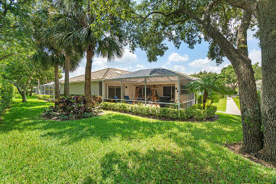 Palm Beach Gardens Single Family Home For Sale: 3301 Pin Oak Court