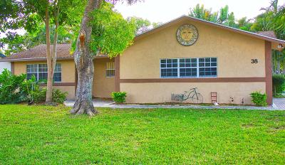 Lake Worth, Lakeworth Rental For Rent: 38 Barberton Road