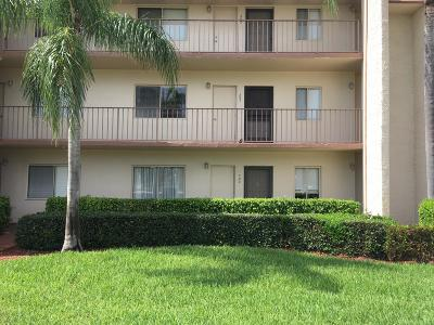 Lake Worth, Lakeworth Rental For Rent: 4070 Tivoli Court #202
