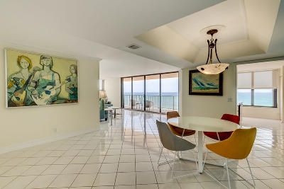 South Palm Beach Condo For Sale: 3610 S Ocean Boulevard #307