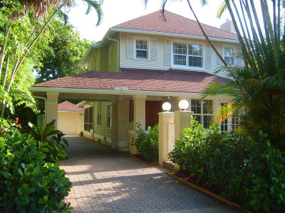 Palm Beach Rental For Rent: 439 Seaspray Avenue