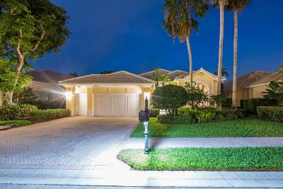 Palm Beach Gardens Single Family Home For Sale: 117 Banyan Isle Drive