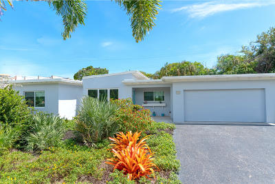 West Palm Beach Single Family Home For Sale: 300 28th Street