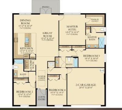 Vero Beach Single Family Home For Sale: 1135 Verona Trace Drive