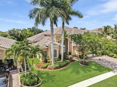 Boynton Beach Single Family Home For Sale: 10863 Canyon Bay Lane