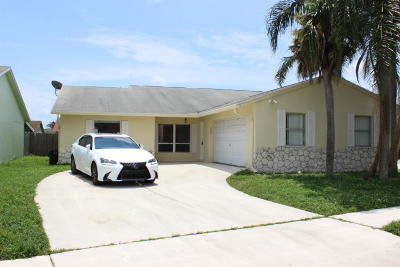 Lake Worth, Lakeworth Rental Contingent: 5931 Westfall Road