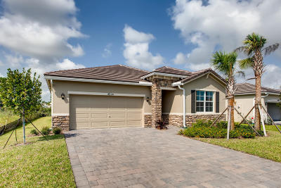 Jensen Beach Single Family Home For Sale: 4514 NW King Court