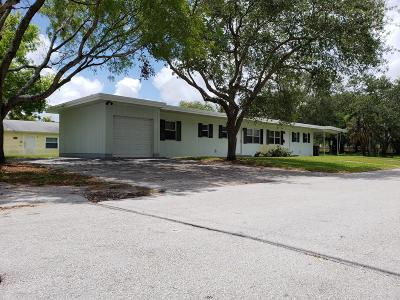 Delray Beach Multi Family Home For Sale: 18 NW 3rd Street