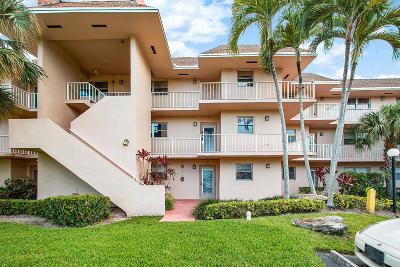 Coral Springs Condo For Sale: 2850 Forest Hills Boulevard #213