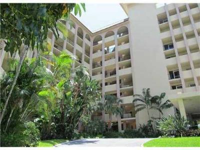 Palm Beach Rental For Rent: 3475 S Ocean Boulevard #314