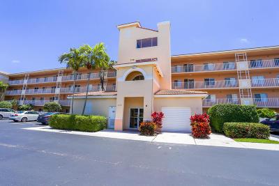 Boynton Beach Condo For Sale: 5778 Crystal Shores Drive #404
