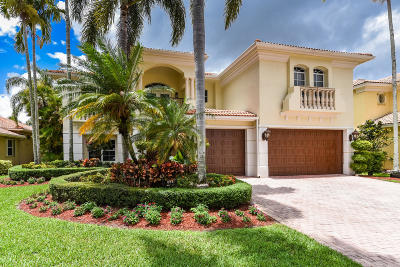 Delray Beach Single Family Home For Sale: 16007 Laurel Drive