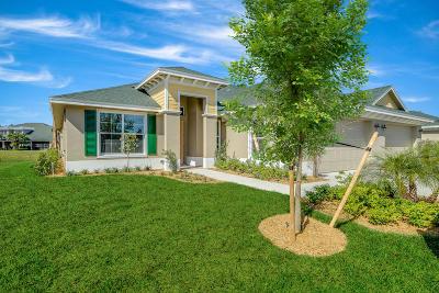 Vero Beach Single Family Home For Sale: 4331 Baseline Drive