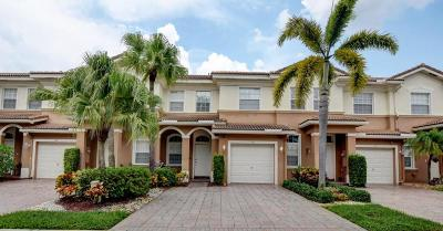 Delray Beach Townhouse For Sale: 73 Legacy Court
