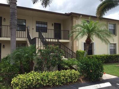 Jupiter Condo For Sale: 102 Pinecrest Circle #B