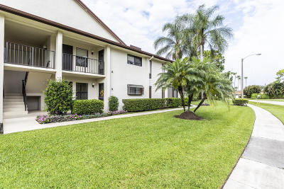 Jupiter Condo For Sale: 901 Wingfoot Drive #A
