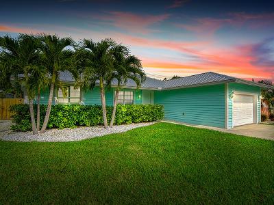 Stuart Single Family Home For Sale: 612 SE Flamingo Avenue