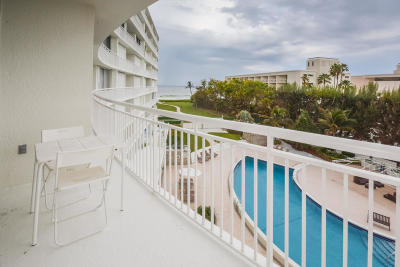 Palm Beach Rental For Rent: 2780 S Ocean Boulevard #410